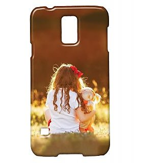 Pickpattern Back Cover for Galaxy S5 SM-G900I