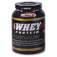Combo Of 1 Kg Muscle Man Weight Gainer + 1kg Muscle Man Whey Protein