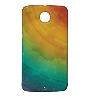 Pickpattern Hard Back Cover for Nexus 6