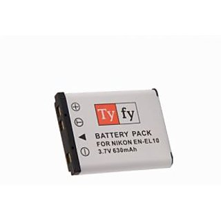 Tyfy - Battery for Nikon Cameras - ENEL10