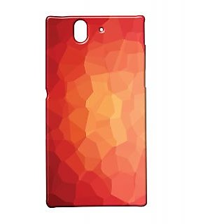 Pickpattern Back Cover for Xperia Z