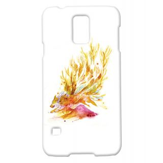Pickpattern Hard Back Cover for Galaxy S5 SM-G900I
