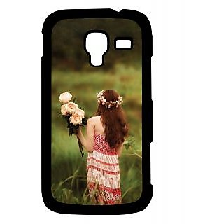 Pickpattern Back Cover for Galaxy Ace 2 i8160