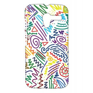 Pickpattern Hard Back Cover for Moto X 1st Gen