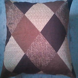 Cushion cover set of 3 in 16 inches