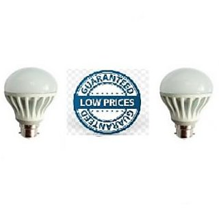 LED Bulb 9W Set of 2