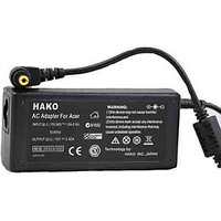 Hako Acer Aspire 5740 19V 3.42A 65W Power Adapter Battery Charger With Free Power Cord