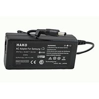 Hako New 60W Battery Charger 19V 3.16A Power Adapter For Samsung Cpa09-004A With Free Power Cord