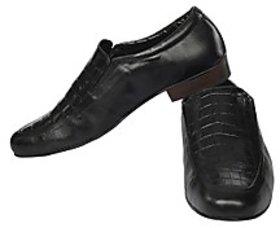 Fortune CL Semi Formal Slip On Shoes (FS-AD-29-BLACK-40)
