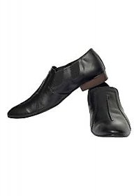Fortune CL Formal Party Wear Slip On Shoes (FS-AD-41-BLACK-40)