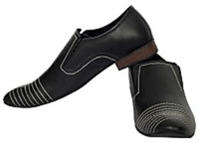 Fortune CL Semi Formal Slip On Shoes (FS-AD-42-BLACK-40)