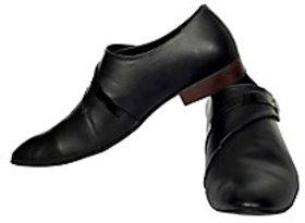 Fortune CL Semi Formal Black Slip On Shoes (FS-AD-48-BLACK-40)
