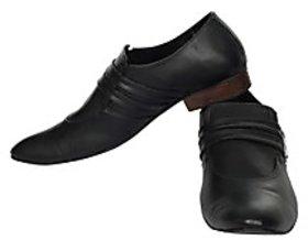 Fortune CL Formal Slip On Shoes (FS-AD-58-BLACK-40)