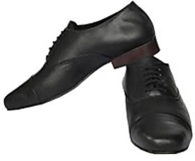 Fortune CL Formal Oxford Shoes (FS-AD-8-BLACK-40)