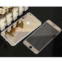 Apple IPhone 6 Front&Back Premium Gold Tempered Glass Screen Protector-Gold Body