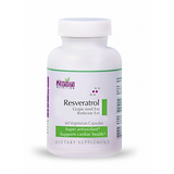 Zenith Nutrition Resveratrol,Grapeseed Ext & Redwine Extract - 60 Capsules