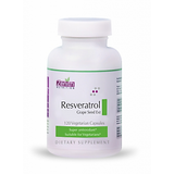 Zenith Nutrition Resveratrol 100mg & Grape Seed Ext - 120 Capsules