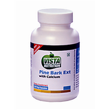 Vista Nutrition Pine Bark Ext With Calcium - 120 Capsules