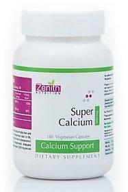 Zenith Nutrition Super Calcium 600 - 180 Capsules