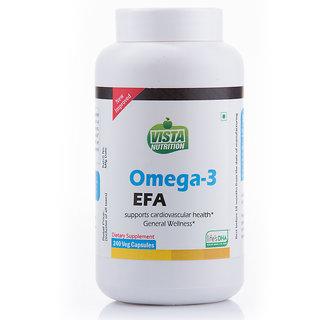Vista Nutrition -3 EFA - 240 Capsules