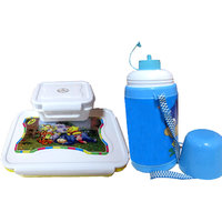 Kids Lunch Box Set - Lock n seal with Water bottle