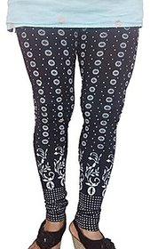 Raabta Printed Cotton Lycra Legging RA-P101