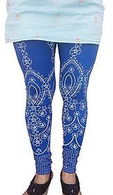 Raabta Printed Cotton Lycra Legging RA-P108