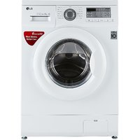 LG 6 Kg Front Loading Automatic Washing Machine  FH0B8N