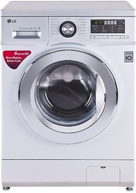 LG 6.5 Kg Front Load Fully Automatic Washing Machine - FH096WDL24