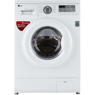 LG 6 Kg Front Loading Automatic Washing Machine (FH0B8NDL2)
