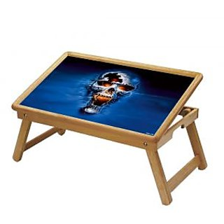 Multipurpose Foldable Wooden Study Table (238)