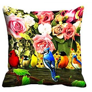 meSleep Rose 3D Cushion Cover