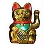 Increase Business Wealth Feng Shui Calling Cat
