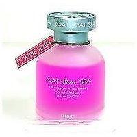 Carmate Natural Spa Car Perfume White Musk Air Freshener For Car / Home / Office