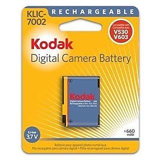 Kodak Klic-7002 - Rechargeable Digital Camera Battery at