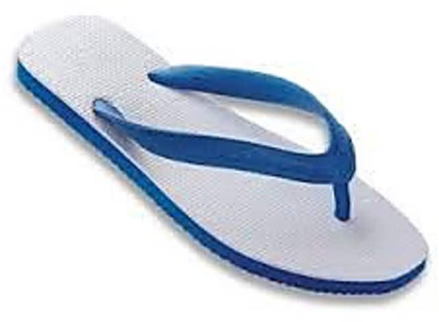 Paragon Rubber slipper