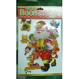 BUY ONE GET ONE FREE Embellishment Art 3D Room Décor Stickers (XMAS)
