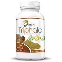 Triphala Capsules - 90 Capsules / Bottle