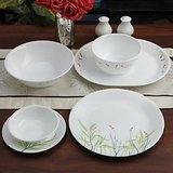 Corelle Breeze Dinner Set of Twenty One Piece