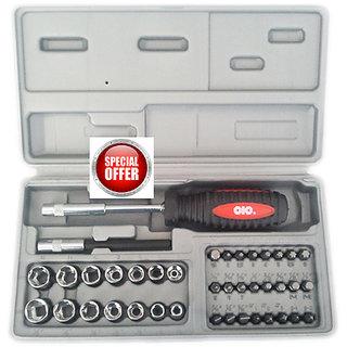 Socket  Screwdriver Set