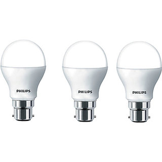 Philips 5 W Led Bulb (Pack Of 3)