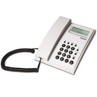 Beetel M51 Corded Landline Phone(Light Grey)