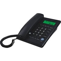 Beetel M53 Corded Landline Phone(Black)