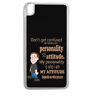 Nifty Snooky Back Cover Cases for HTC Desire 816 Black 23293