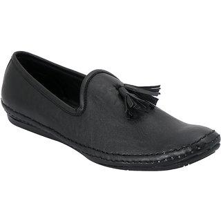 Vittaly C172 Black Designer Loafers