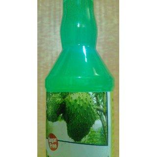 Anjaneya Graviola / Soursop / Laxman Phal fruit Extract (500ml each) 2 Combo