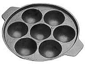 ISI Non-stick Cookware Appam Patra Maker