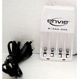 Envie Quick Charger Ecr-5 For AA Aaa Batteries