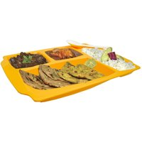 Designer Multipurpose Meal Tray with Spoon +Oliveware NANo Children lunch box