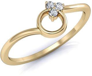 In Fashion Vachya 14K Diamond Ring